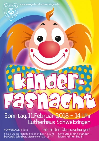 2018 - Kinderfasching