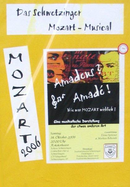 2006: Amadeus? Amadé!
