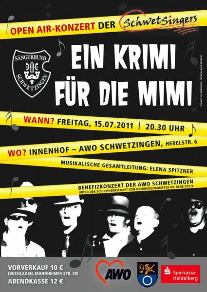 2011: Ein Krimi für die Mimi