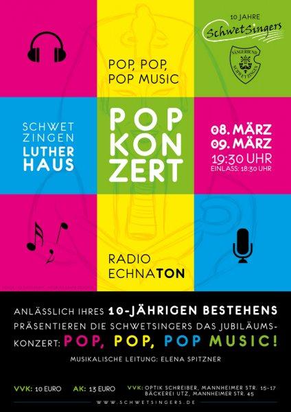 2013: Pop Pop Pop Music