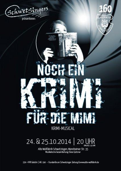 2014: Noch ein Krimi für die Mimi