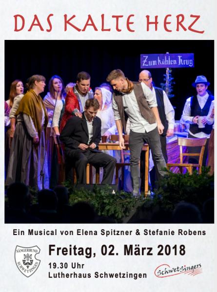 2018: Das Kalte Herz (2. Zusatzkonzert)